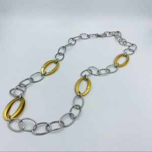 Milor Stainless Steel Necklace